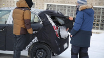 2017 Kia Picanto spy photo