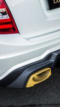 Mercedes-Benz C63 AMG Estate gets 702 HP from Loewenstein Manufaktur