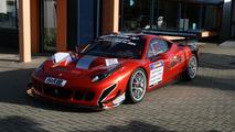 Ferrari 458 Challenge by Racing One packs 620 HP