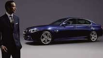 "BMW Japan launches 5 Series BARON for the ""real gentleman"""