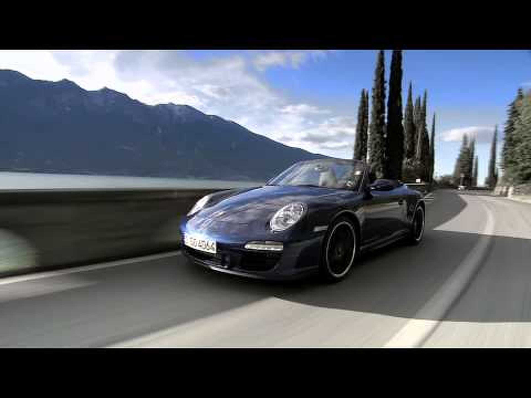 2011 Porsche Carrera GTS