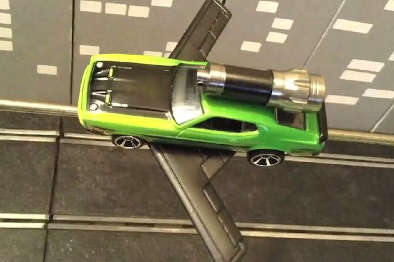 Watch Part 2 of the World's Most Epic Stop Motion Car Chase