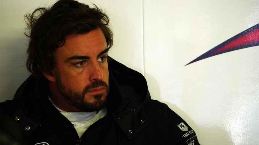 No sign of 'dark and moody' Alonso - Boullier