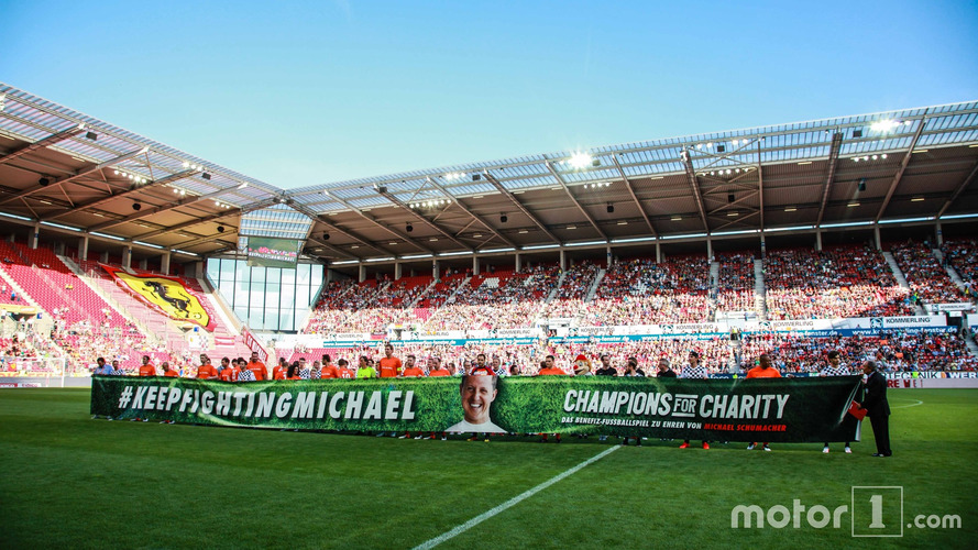 Schumacher still close to everyone's hearts, says Massa