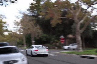 Watch As A LaFerrari and Porsche 911 GT3 Are Trashed By Morons