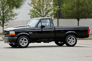 This '90s Ford F-150 Lightning Packs a Supercharged Surprise