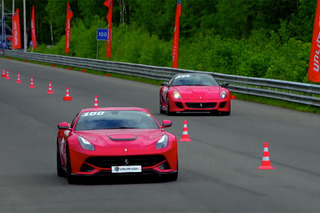 Watch This Ferrari F12 Prove Why It's a Drag Race Top Dog