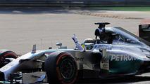 Hamilton says Pirelli too conservative at Monza