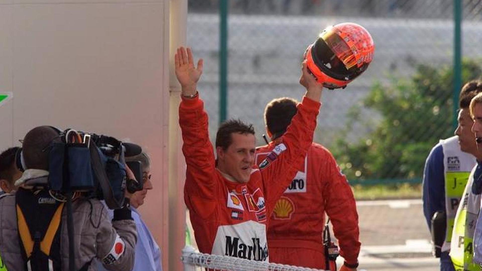 Friend admits future unclear for Schumacher
