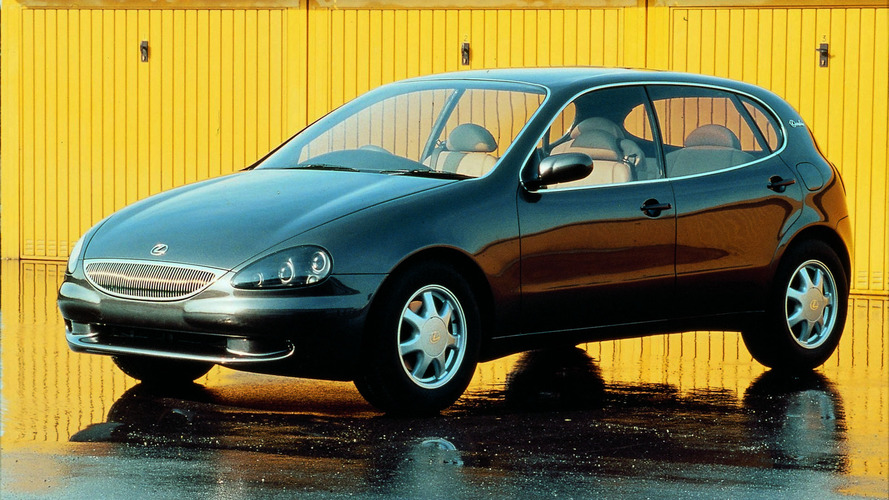 Concept We Forgot: 1994 Lexus Landau