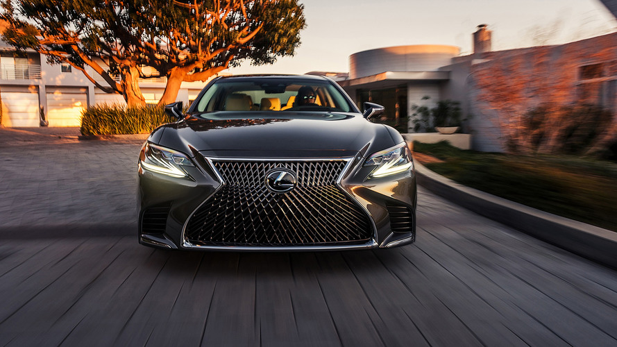 NAIAS 2017: All-new Lexus LS goes turbo, adopts sleeker design