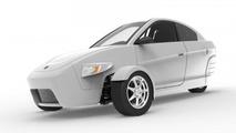 Elio Motors three-wheeler due 2014 for 6,800 USD [video]