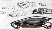 2025 Ferrari Getto design study