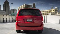Dodge Grand Caravan Blacktop special edition 10.1.2013