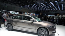 Qoros 3 Sedan at 2013 Geneva Motor Show