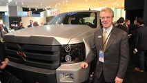Via Motor X-Truck live in Detroit 14.01.2013