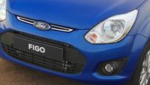 2013 Ford Figo facelift