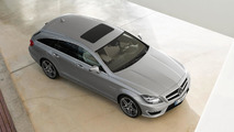 Mercedes CLS 63 AMG Shooting Brake, 1600, 09.07.2012
