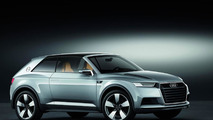 Audi Q8 arriving in 2017 together with RS version - report