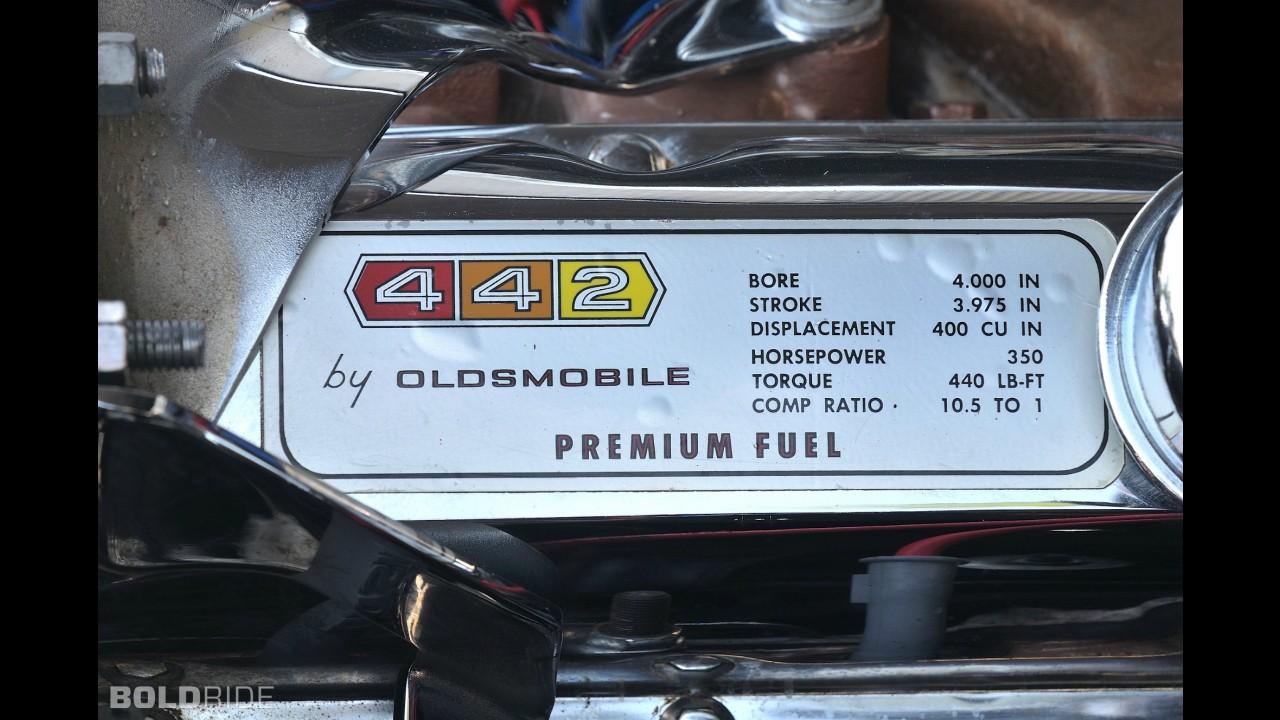 Oldsmobile 442 Convertible
