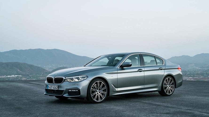 Nouvelle BMW Série 5 - À partir de 46'350€