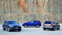 New US Volkswagen Plant May Build Cayenne