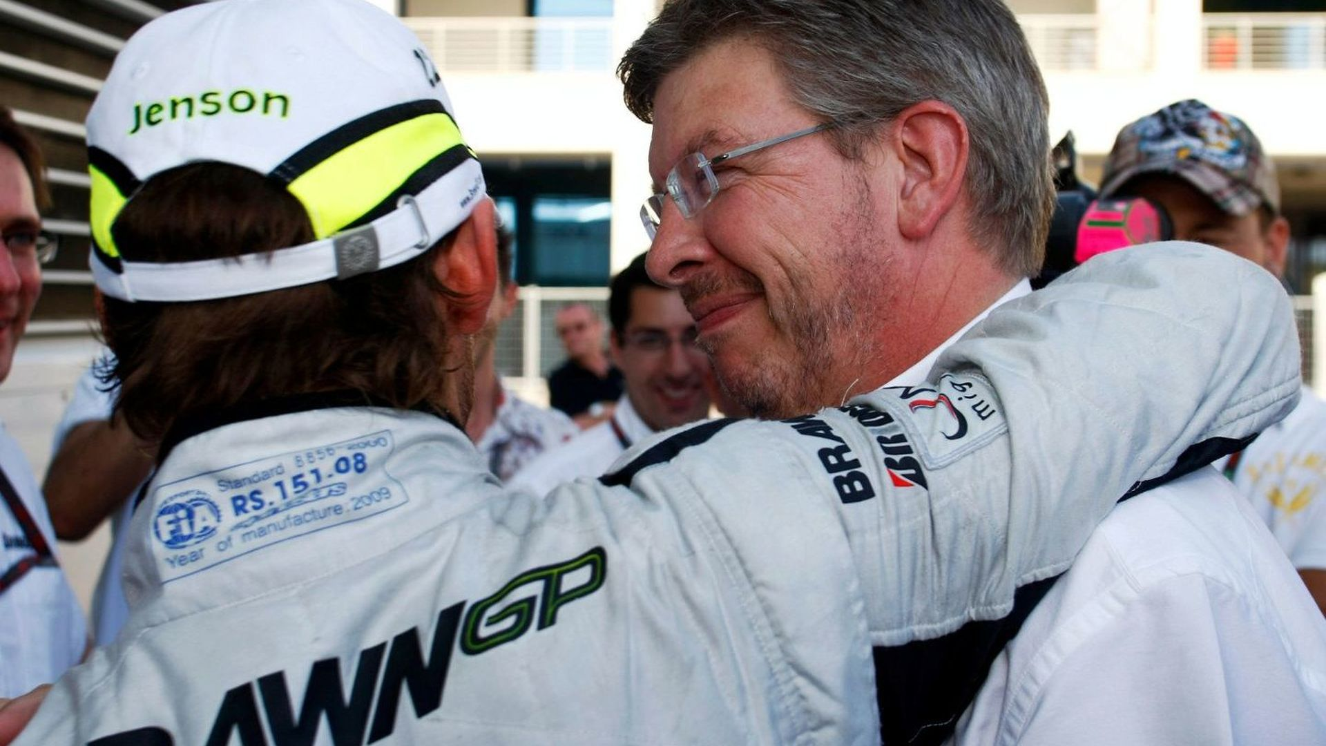 Brawn has title sponsor for 2010 - boss