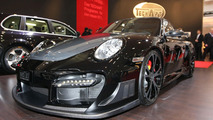 Techart GTstreet R Unveiled at Essen Motor Show
