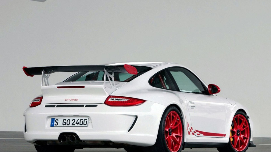 GT3 RS and Röhrl to compete in 2010 Nürburgring 24 Hour Race