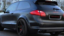Porsche Cayenne Coupe by Merdad pics released
