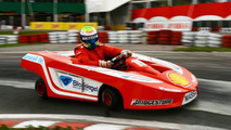 Massa all set for competitive race return