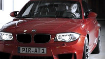 BMW 1-Series M Coupe revealed video screenshot, 770, 08.12.2010