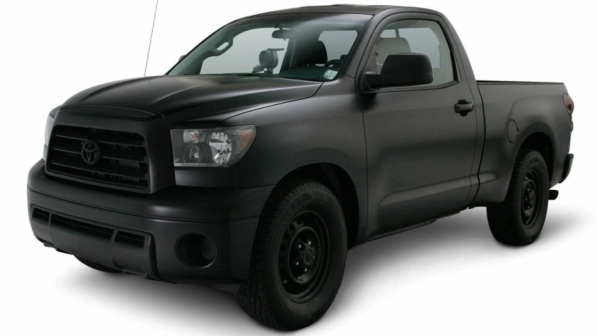 2009 Toyota Tundra TR Concept at SEMA