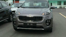 2016 Kia Sportage spied without any camouflage [video]