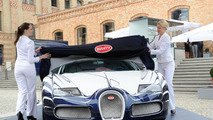 Bugatti releases new Veyron Grand Sport L'Or Blanc promo [video]