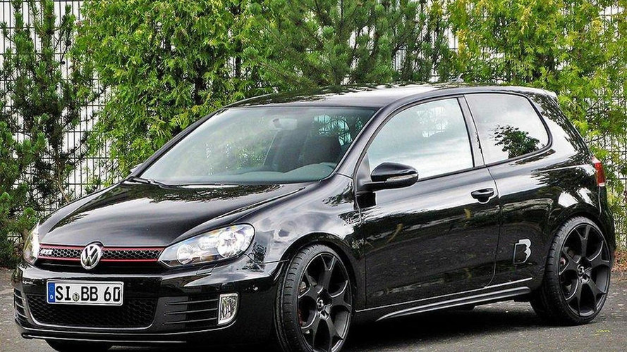 362 HP VW Golf GTI Edition 35 by B&B