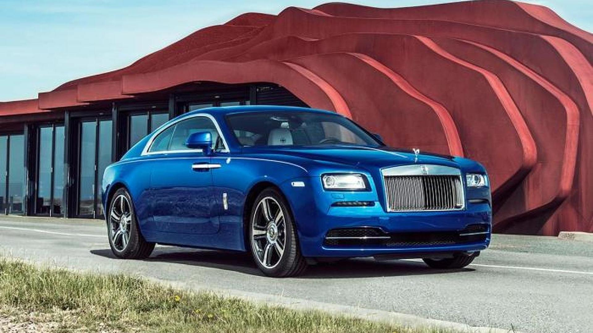 Rolls-Royce drops new images and details of bespoke Wraith Porto Cervo