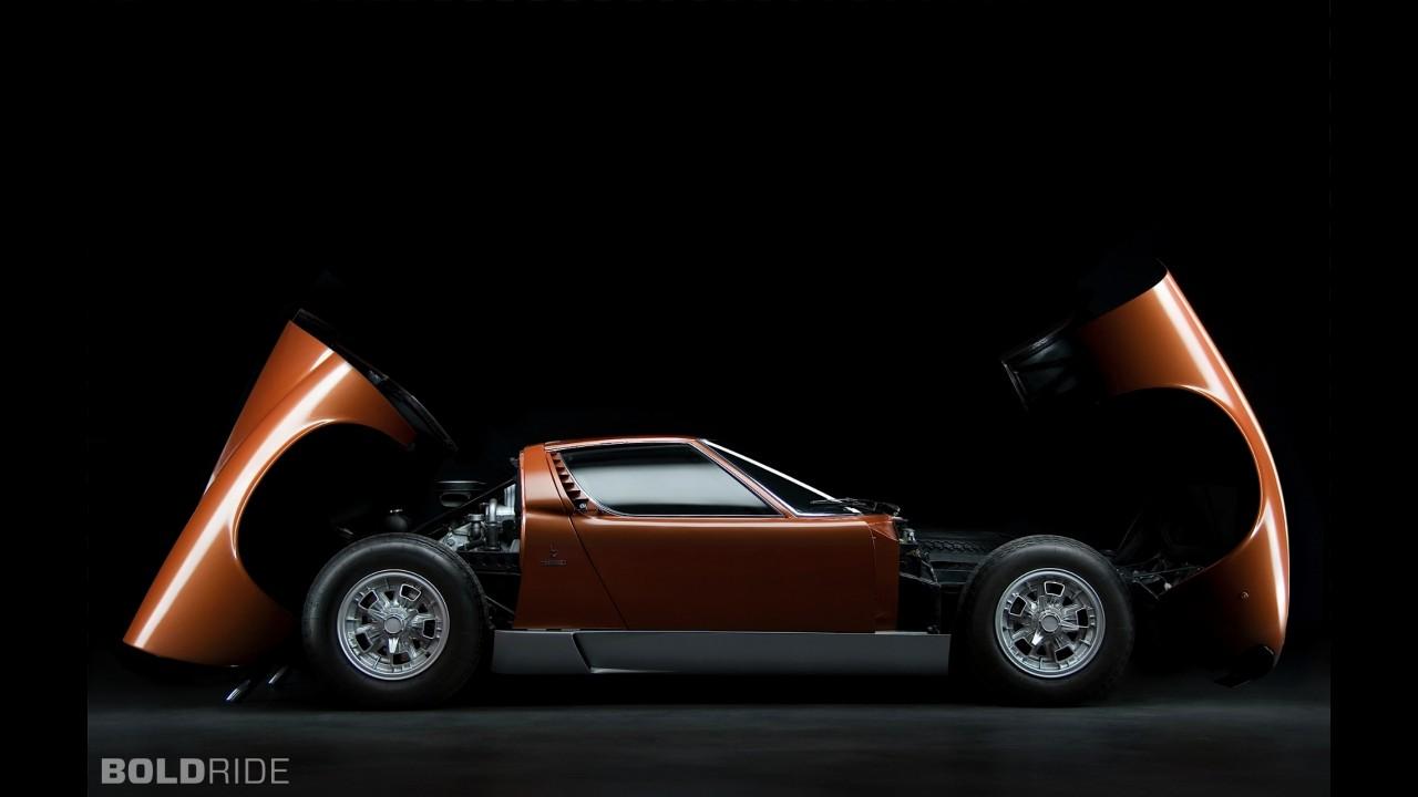 Bertone Lamborghini Miura