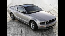 Ford Mustang Glass Roof