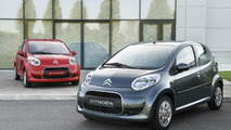Citroën C1 Facelift Revealed