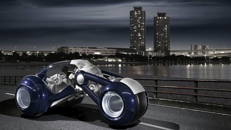 Peugeot RD Concept Car Full Scale Model Revealed in Shanghai