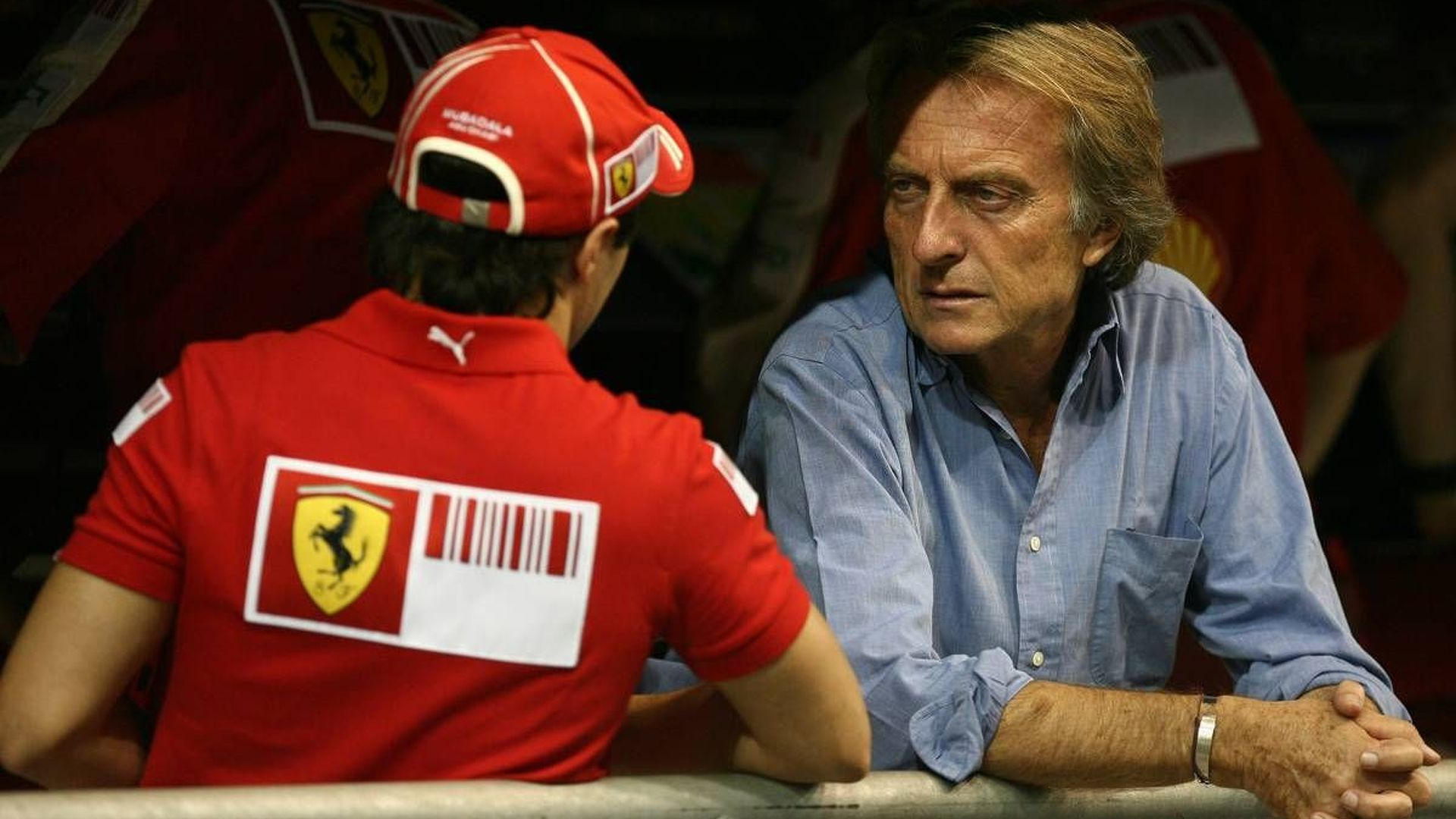 Massa is a 'number 1 driver' - Montezemolo