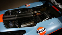 McLaren F1 GTR Long Tail in Gulf Team Livery