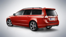 Volvo introduces the new S80 Executive and V70 R-Design