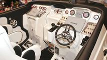 Mercedes SLS AMG inspired Cigarette Racing Boat, Miami International Boat Show - 17.02.2010