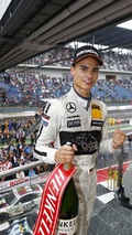 Highs and lows in 2014 for new Merc reserve Wehrlein