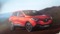 Renault Kadjar official image (not confirmed)