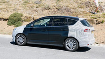 2015 Ford C-Max caught sporting new facelift