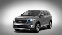 2015 Kia Sorento unveiled with upscale styling