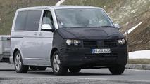 Volkswagen T6 spied?